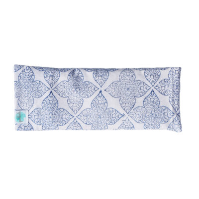 yogipod hand printed eye pillow