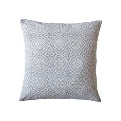 Yogipod Hand Printed scatter cushion