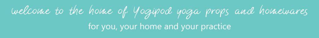 Yogipod - yoga props and homewares