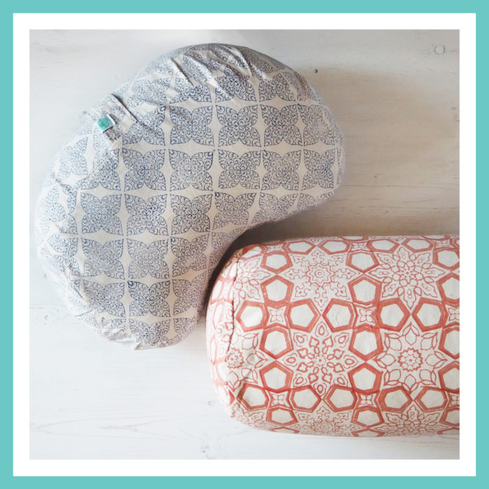 Bolsters & Meditation Cushions