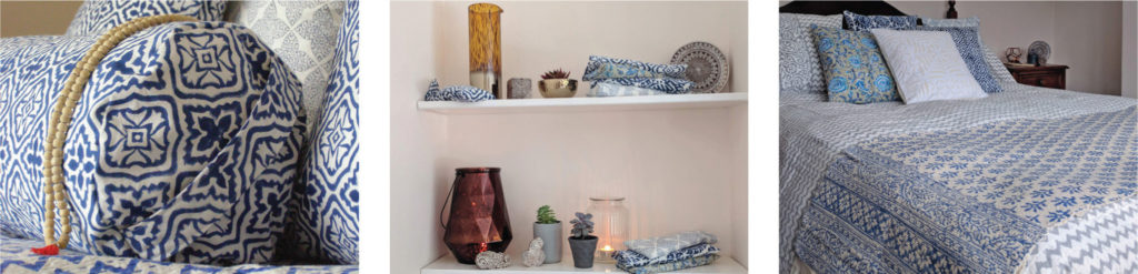 Yoga props and homewares. Yoga bolsters, meditation cushions and eye pillows