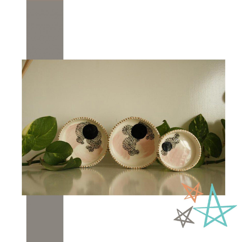 Emma Vine Ceramics Jewellery Dish
