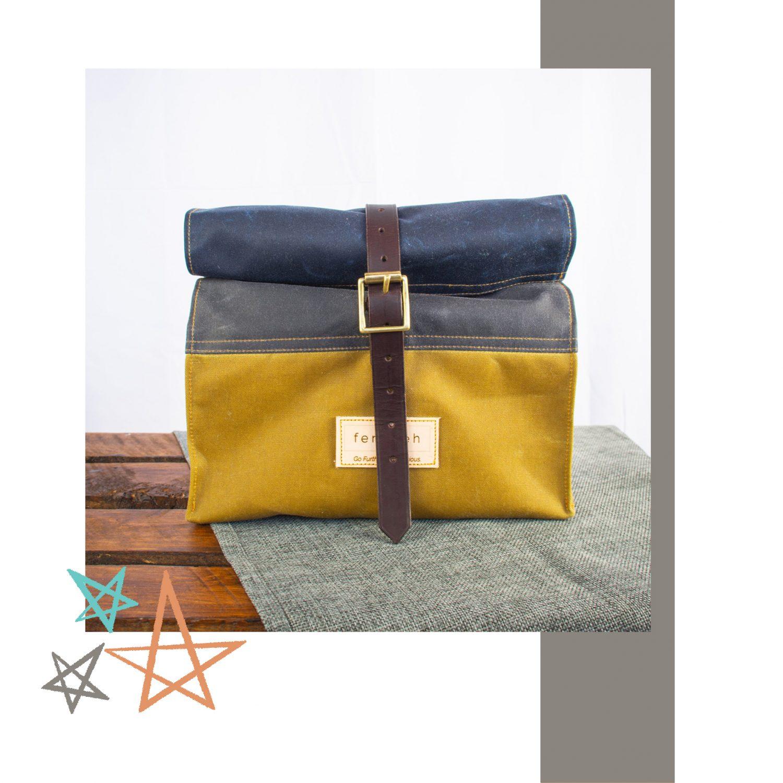 Fernweh Lunch Bag